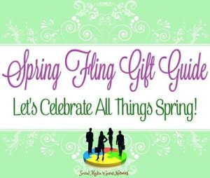 Spring Fling Gift Guide Host Page