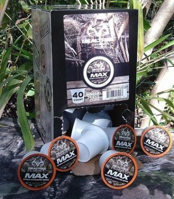 Spring In Our Step Hop Realtree MAX Coffee Giveaway Ends 4/15