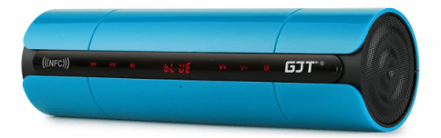 GJT®Bluetooth 4.0 Portable Wireless Stereo Speaker