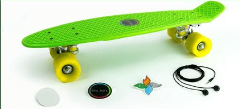 """22"""" Balance Old-School Cruiser Skateboard"""