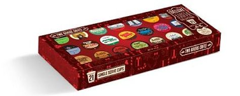 TRC Deluxe Coffee, Cocoa, Tea, and Cider Gift Set