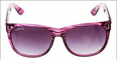 Catania Occhiali ® Mens 'Wayfarer Style' Sunglasses