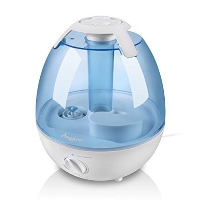 Anypro 3.5L Antibacterial Ultrasonic Cool Mist Humidifier