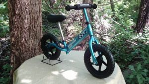 Amazed At The Benefits of Balance Bikes