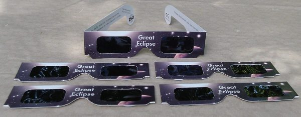 Great Eclipse 2017 Viewing Shades