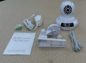 LeFun Wireless Camera