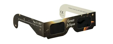 Pair of Great Eclipse 2017 Viewing Shades