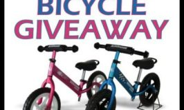 Summer's Here! SCRAAAM Balance Bike Giveaway Ends 7/10