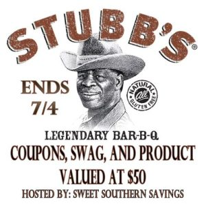 Make Your Celebration Unforgettable With These Brisket, Sliders, BBQ Pickles, and Crispy Onion Straws Recipes + Stubb's Legendary Bar-B-Q $50 Prize Package Giveaway Ends 7/4