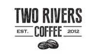 Two Rivers Coffee TRC_Distressed_Logo