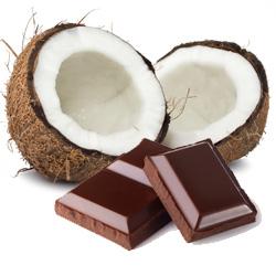 Thanks to Brooklyn Bean Roastery Cocomocha the world's favorite tropical trio hugs your mug! - Creamy chocolate. Sweet coconut. Bold coffee beans. + 2 Summer Coffee Recipes