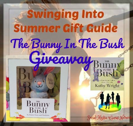 The Bunny in the Bush Swinging Into Summer Giveaway