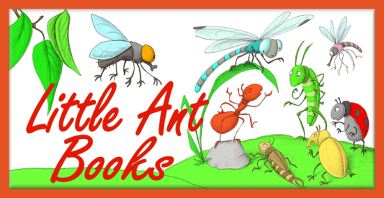 Little Ant Books - Little Ant and Friends