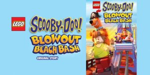 LEGO® Scooby-Doo!: Blowout Beach Bash Is Coming To DVD – Watch The Trailer HERE!