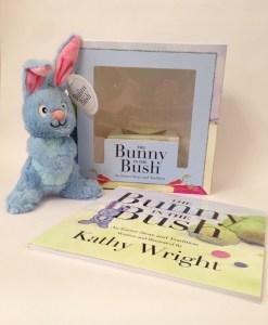 The Bunny in the Bush Book & Bunny Box Set