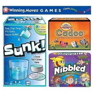 Back To School Gift Guide Winning Moves Games Giveaway Ends 8/21