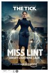 MISS LINT POSTER