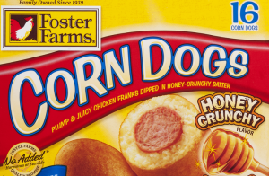 Foster Farms Corn Dogs Giveaway Ends 9/15