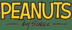Peanuts by Schultz Logo
