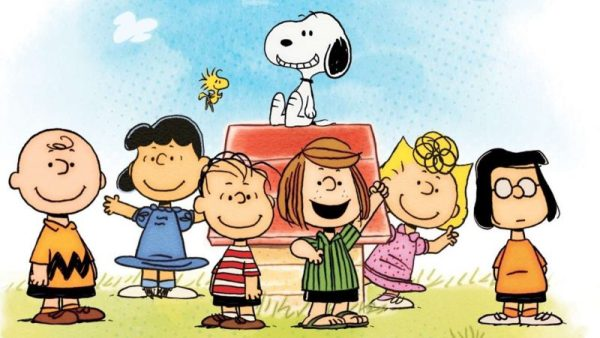 Peanuts by Schulz School Days Image