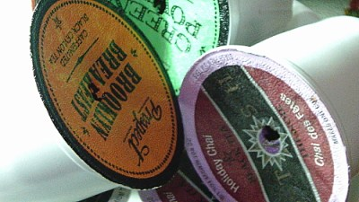 Recycle Your Tea KCups