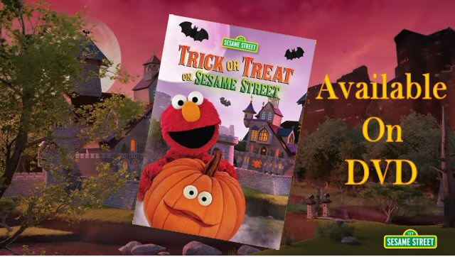 Get a hold of Sesame Street: Trick or Treat on Sesame Street, and enjoy over an hour of fun stories and songs!! #SeasameStreet #Elmo #Halloween #TrickorTreat #WBHE #DVD