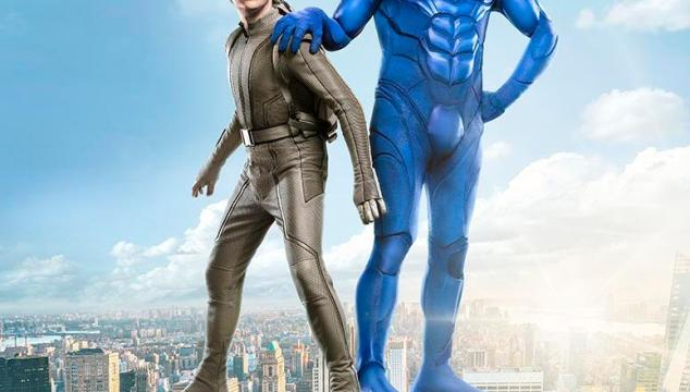 The Tick – Available August 25, 2017 on Amazon Prime Video + Download Your Favorite Character Poster For FREE NOW!