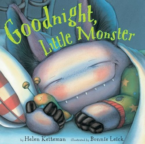 WIN the Christian Children's Book: Goodnight, Little Monster - Ends 10/25/17