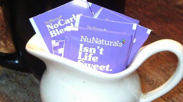 NoCarb Blend NuNaturals Sweeteners