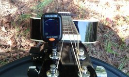 Tune Your Instrument With This Digital Clip-on Tuner