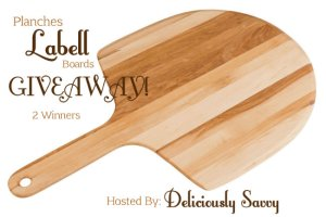 Planches Labell Utility Boards Giveaway Ends 10/15/17