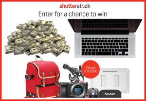 $3000 Shutterstock Fall Giveaway Ends 10/17/17