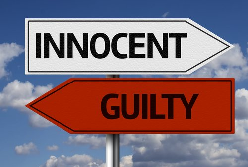 The Guilty and the Innocent: based on a true story