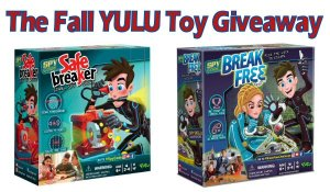 The Fall YULU Toy Giveaway Ends 10/25/17