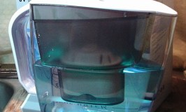 This Aozora Water Purification Pitcher has a UV light to KILL germs!!!