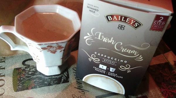 Baileys Cappuccino Irish Creme