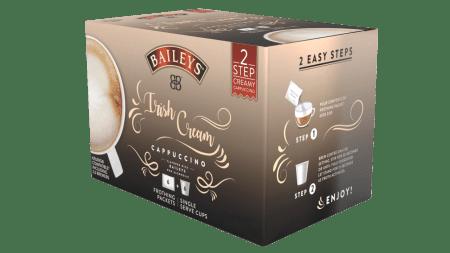 Bailey's Irish Cream Cappucino_12ct