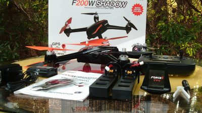 Bugs 2 released by Force1 - F200W Shadow is here Just in time for Christmas!