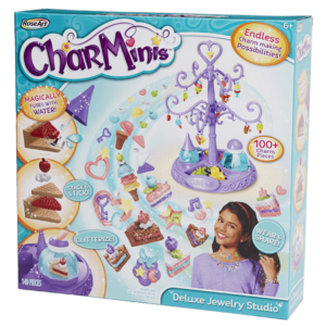HOLIDAY GIFT GUIDE GIVEAWAY - Charminis™ Deluxe Jewelry Studio