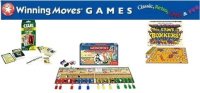 It's Not Christmas Without Winning Moves $100 Choice of Games Holiday Gift Guide Giveaway! Ends 12/11
