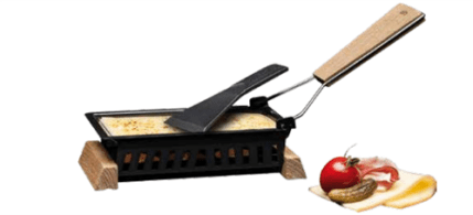 HOLIDAY GIFT GUIDE GIVEAWAY - Kitchen Essentials Formaggio Raclette Set