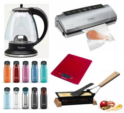 Kitchen Essentials Holiday Gift Guide Giveaway! Ends 12/25/17