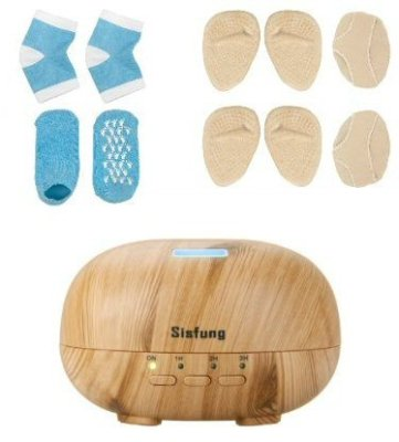 15 WIN Sisfung Healthy Naturally Holiday Gift Guide Giveaway! Ends 12/25