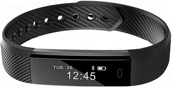 HOLIDAY GIFT GUIDE GIVEAWAY -TRENDY PRO Fitness Tracker