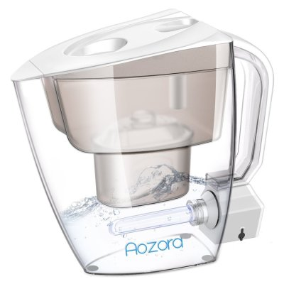 Aozora 4 Stage UV Light Water Purification Pitcher Giveaway! Ends 12/11