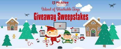 Island Of Hackable Toys Giveaway Sweepstakes