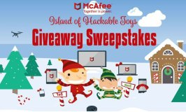 Island Of Hackable Toys Giveaway Sweepstakes! Ends 12/26/17