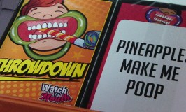 Lets Play AWARD WINNING PARTY GAME Watch Ya Mouth Throwdown!