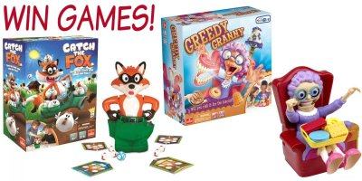 HOLIDAY GIFT GUIDE GIVEAWAY - 2 WIN Give The Newest Games For Christmas Giveaway