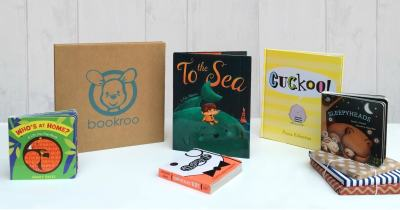 HOLIDAY GIFT GUIDE GIVEAWAY - Bookroo Subscription Box Giveaway